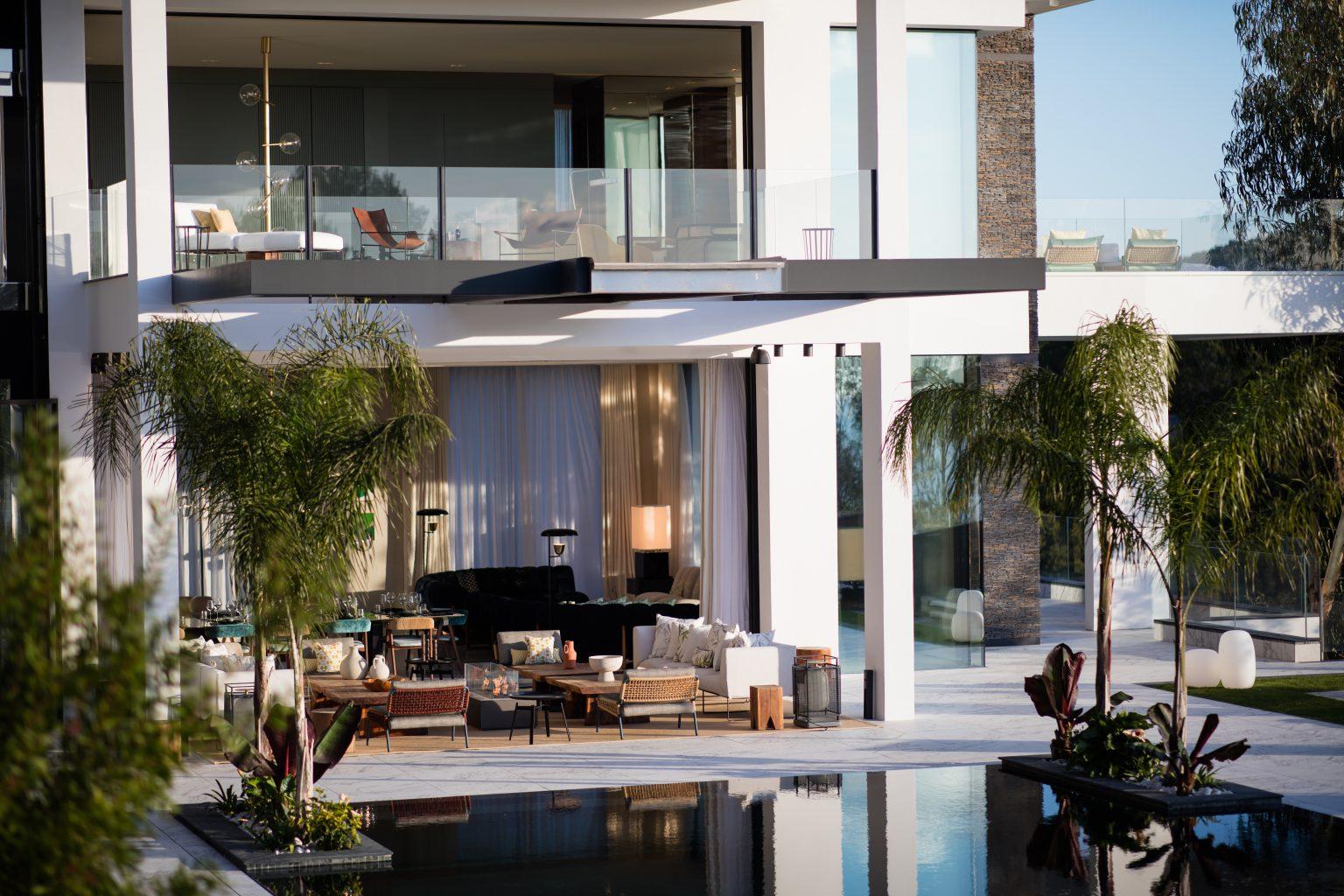 1-terrasse villa luxe piscine cannes