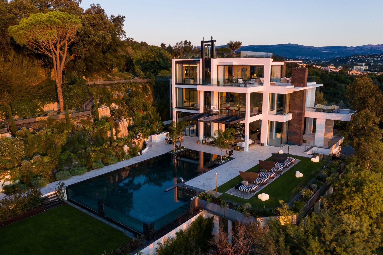 1-villa luxe architecture design cannes