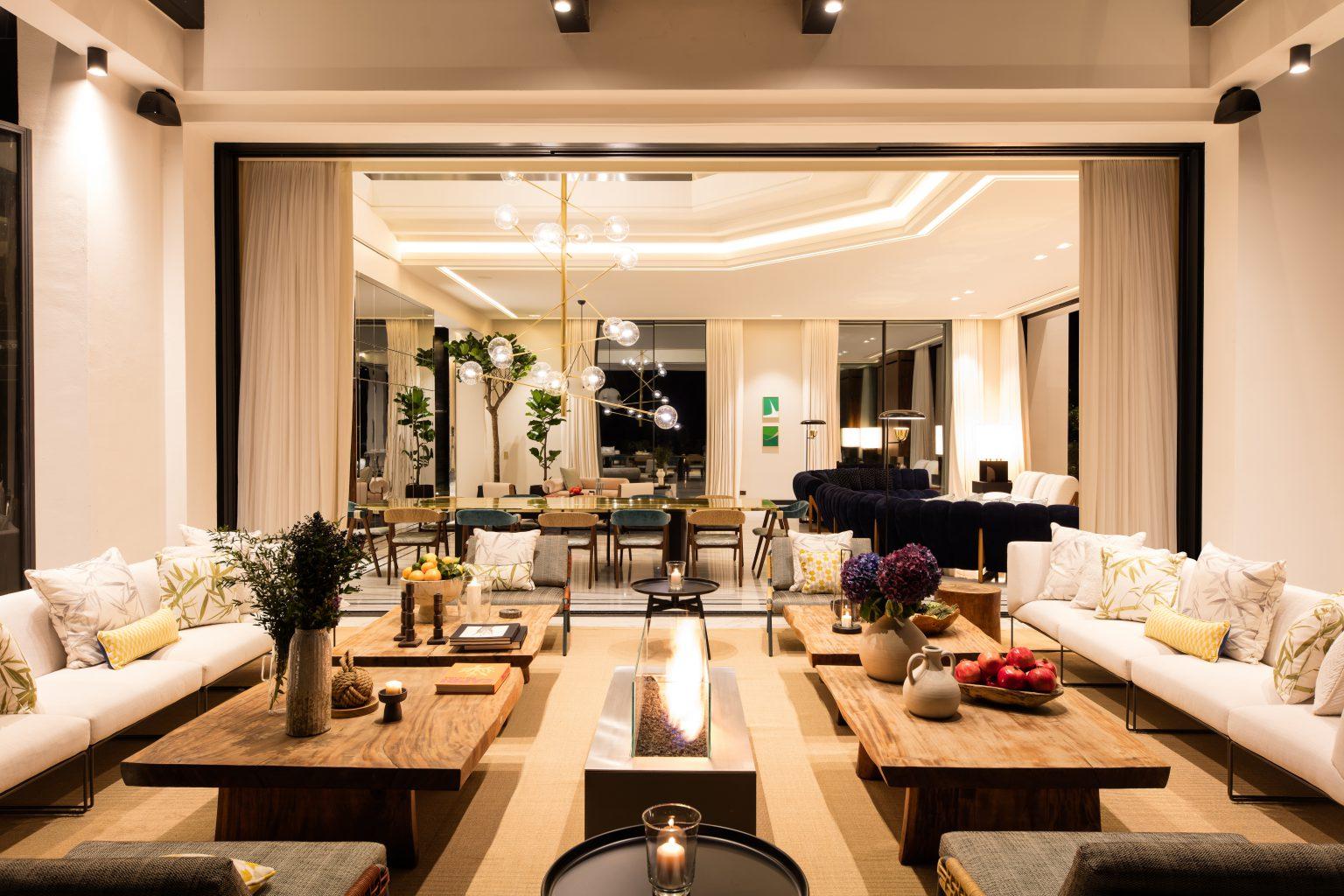 1 - villa luxe familiale terrasse