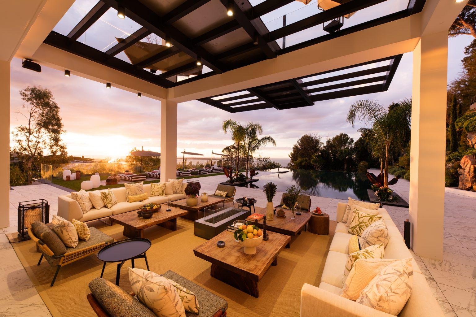 2 terrasse luxe chaleureux cannes